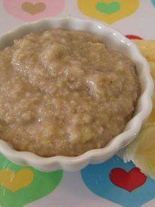 Creamy Hot Oat Bran Cereal