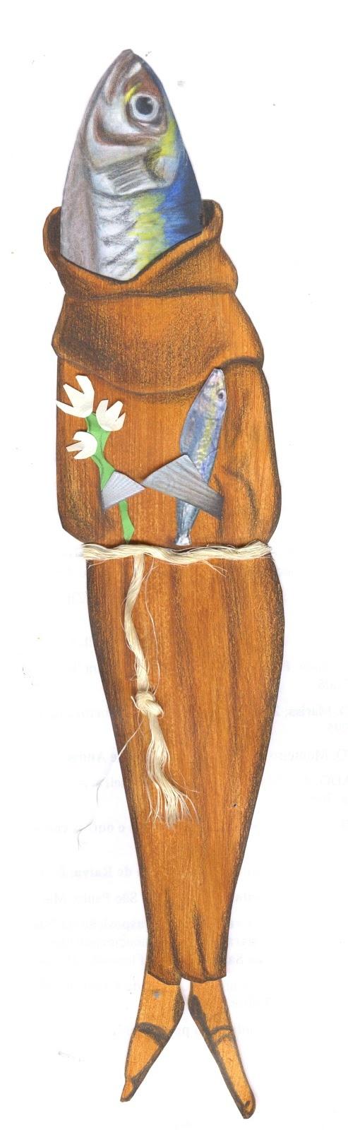 Felix murillo lleno de colores painting acrylic artwork fish art - Vivian Vilela Sardinha Santo Ant Nio Lisboa 2012 Fish Talesfish Art Portugalaprilcowdecoupagepaintingssan Antoniolisbon