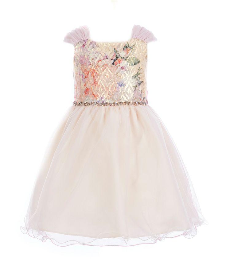 Rare Editions Birthday Cake Dress