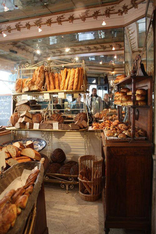 Du Pain et Des Idées, allegedly the best bakery in Paris by many, many people!   David Lebovitz