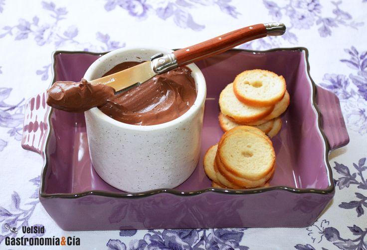 Crema de cacao para untar para dieta