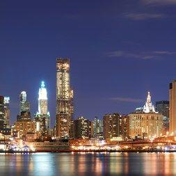 DXV New York Skyline 270x50cm