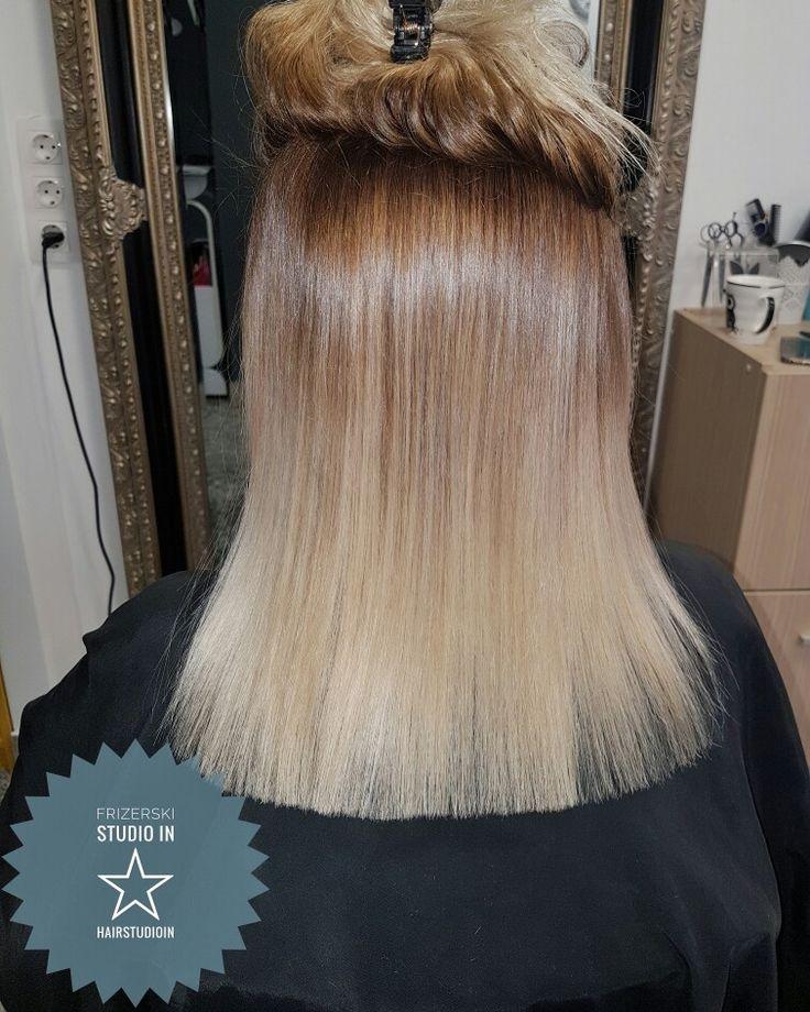 #like #share #follow #tweet  @hairstudioin ❤FRIZERSKI STUDIO IN❤ MAKSIMIRSKA 52 01•2304•619 095•737•7197 #hair by @hairstudioin #haircolor #haircut #hairstyle #hairstyles  #hairofinstagram #hairoftheday #hairdresser #hairdye #hairsalon #hairfashion #hairideas  #haircare #haircuts  #hairstudio #hairstudioin #hairdo #hairgoals  #schwarzkopfpro #schwarzkopfprofessional #frizermaksimir #frizerskisalon #frizerskistudio #kosa  #frizura