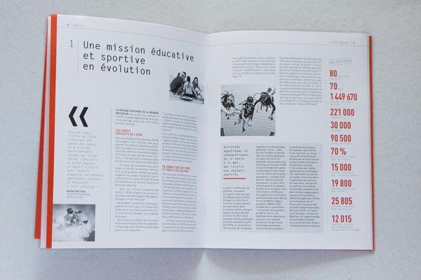 MARION KUENY UCPA, Rapport d'activité 2013