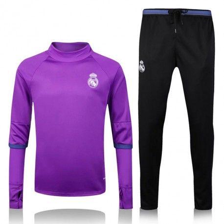 Chándal Real Madrid 2016 2017 Violeta