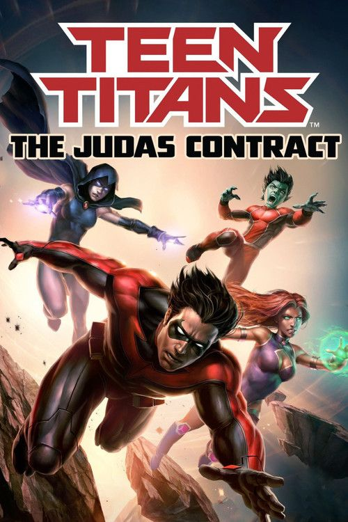 Watch Teen Titans: The Judas Contract (2017) Full Movie Online Free