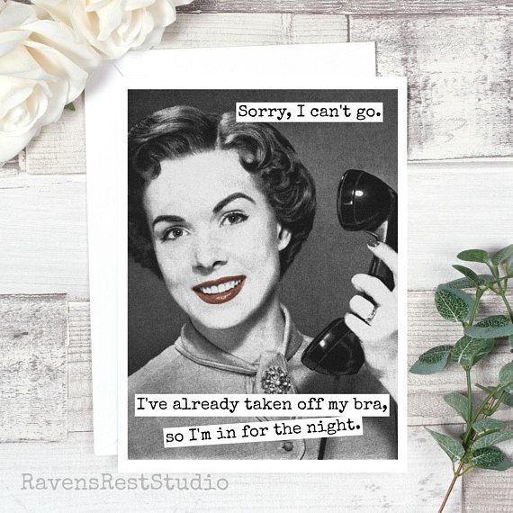 Funny Birthday Card For Women Funny Birthday Card For Friend Etsy Birthday Cards For Women Funny Birthday Cards Birthday Greetings For Women