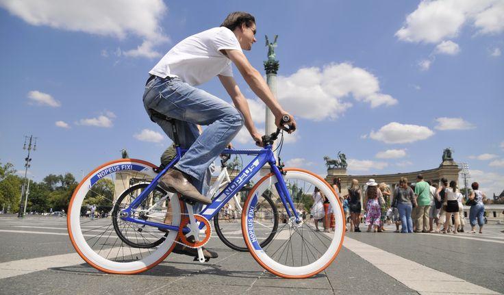 Fixi Fahrrad - Getbikes ▷ Fahrrad ▷ Fahrräder ▷ eBike webshop