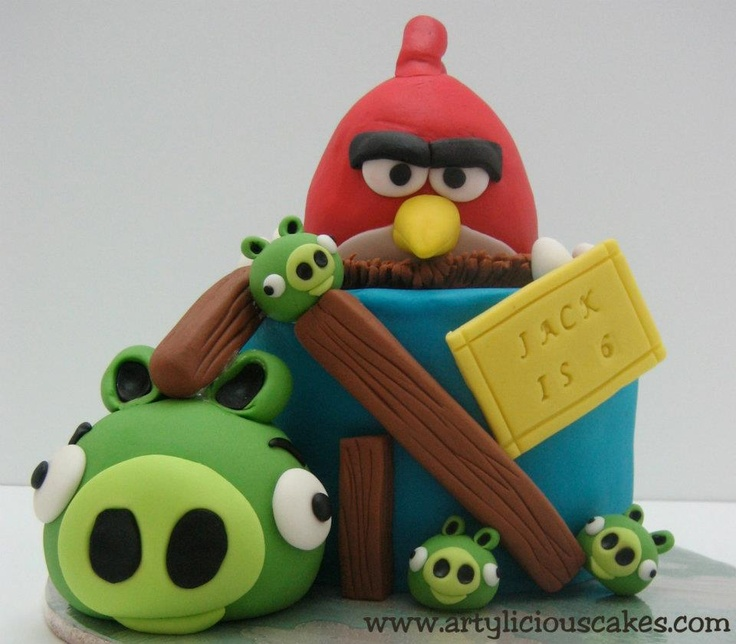 59 best Angry birds images on Pinterest Angry birds cake Bird