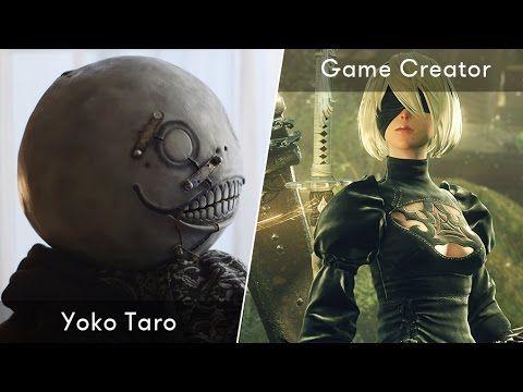 toco toco ep.49, Yoko Taro, Game Creator