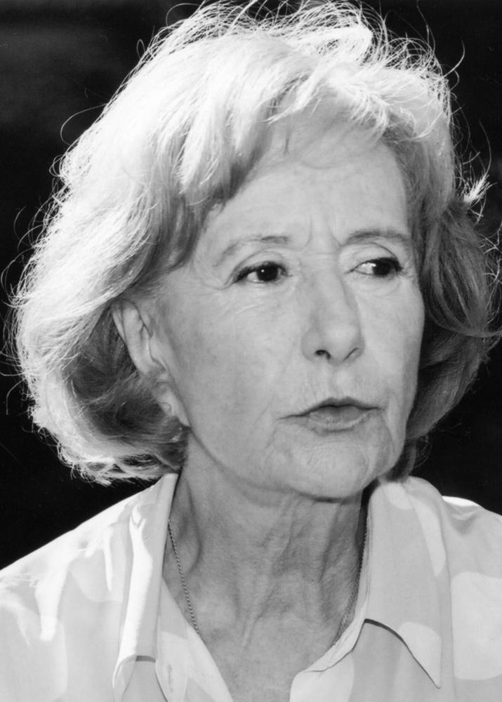 Rosemarie Fendel (* 25. April 1927 in Koblenz-Metternich; † 13. März 2013 in Frankfurt am Main)
