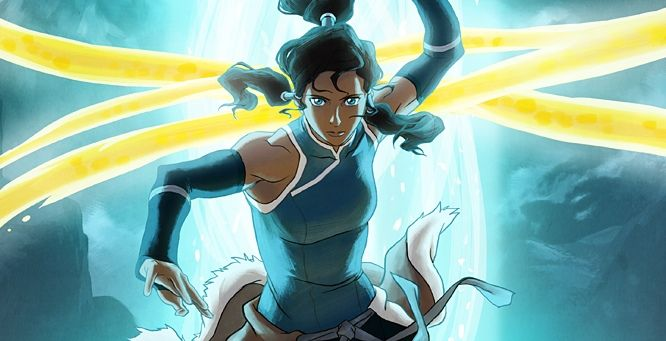 The Legend of Korra season 2 release date announced at SDCC - Hypable