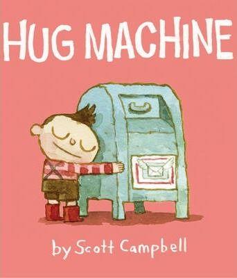 Scott Campbell - Hug Machine