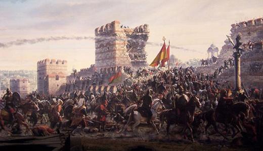 Fetih 1453 İstanbul'un Fethi