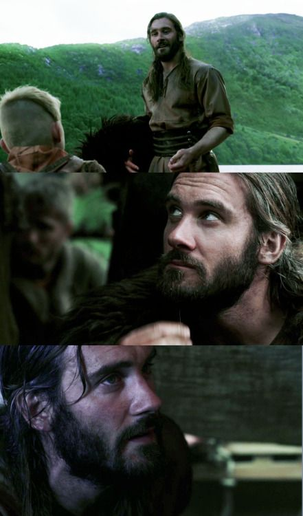 Vikings - Rollo Lothbrok (Clive Standen)