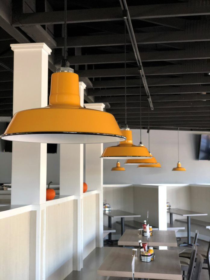 The Original Warehouse Pendant Light Commercial In 2019