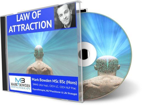 From 10.97:The Law Of Attraction Hypnosis Cd - Put The Universal Law From The Secret Into Action In Your Life With The Power Of Hypnotherapy