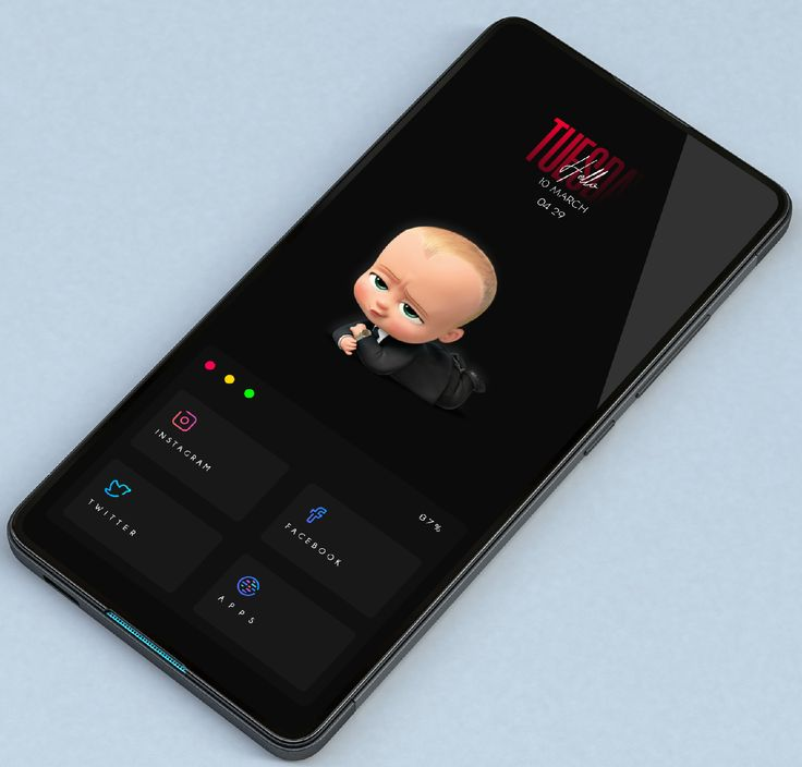 Dark hipster screen hipster widgets beautiful widgets for