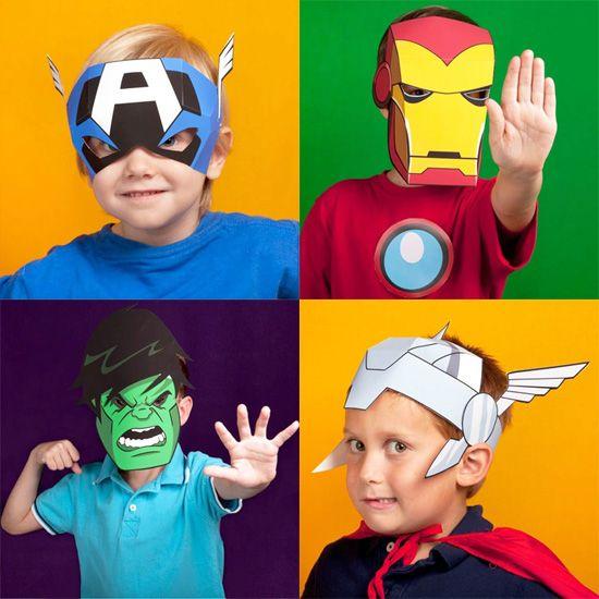 O_O маскарадные маски