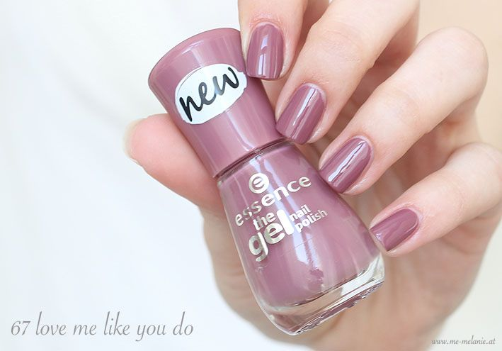 essence the gel nail polish 67 love me like you do
