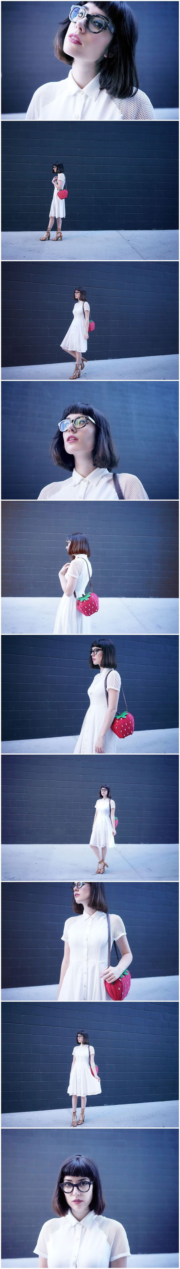 A super sexy innocent doctor look created by afashionnerd (http://www.afashionnerd.com/2016/02/stylewe.html). Click the pic to shop the dress!