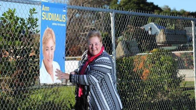 Liberal MP Ann Sudmalis has been referred to police after telling colleagues yesterday about questionable campaign tactics by a Liberal activist in her NSW south coast electorate.