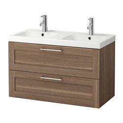 Les 25 meilleures id es de la cat gorie meuble lavabo for Miroir 120x40