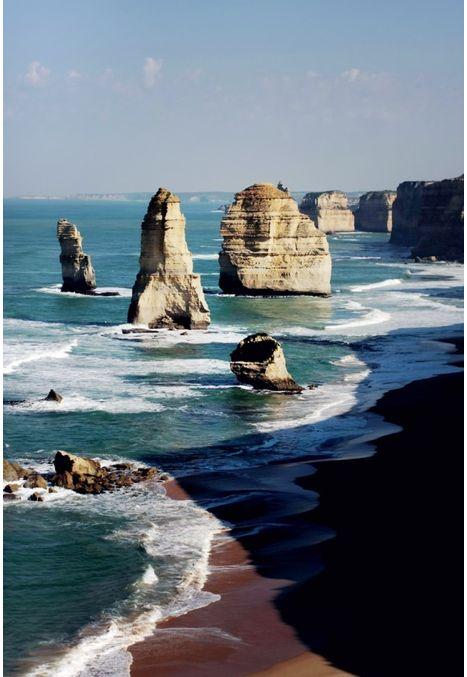 the twelve apostles, australia: Bucket List, Australia, Beautiful Place, Travel, Places, Beach