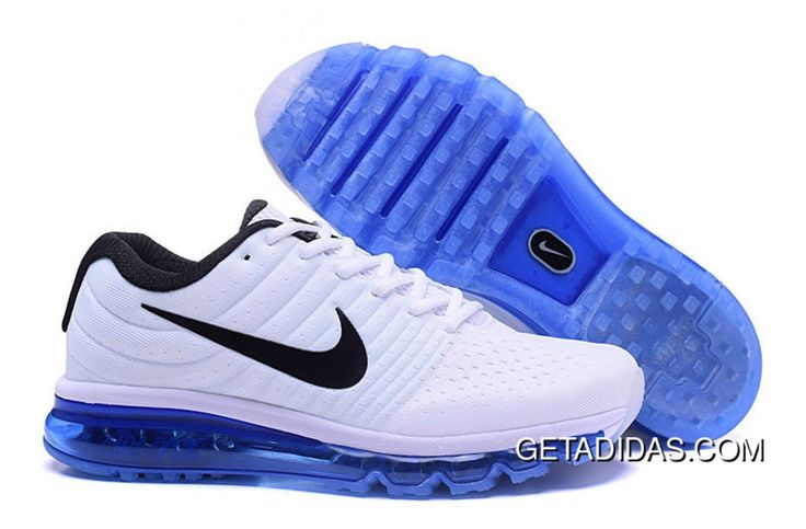 https://www.getadidas.com/nike-airmax-2017-white-black-blue-topdeals.html NIKE AIRMAX 2017 WHITE BLACK BLUE TOPDEALS : $87.68