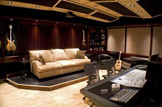 17 best images about basement recording studios on for The family room recording studio