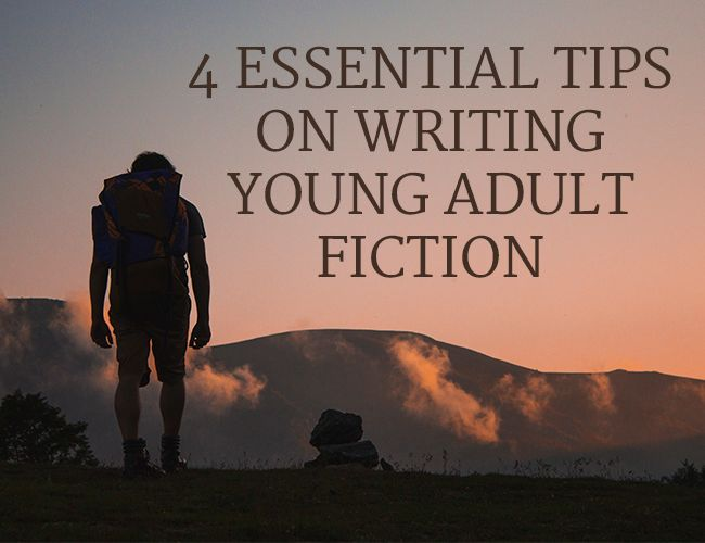 Do you want to write Young Adult fiction? Here are 4 effective tips on writing YA fiction to make your #NaNoWriMo story more successful! #writingtips #youngadult