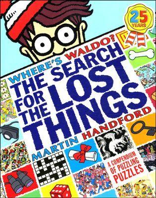 Onde está Waldo? A busca por coisas perdidas