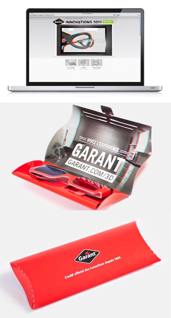 Client : Garant - Design graphique, image de marque, outils corporatifs, site Web.