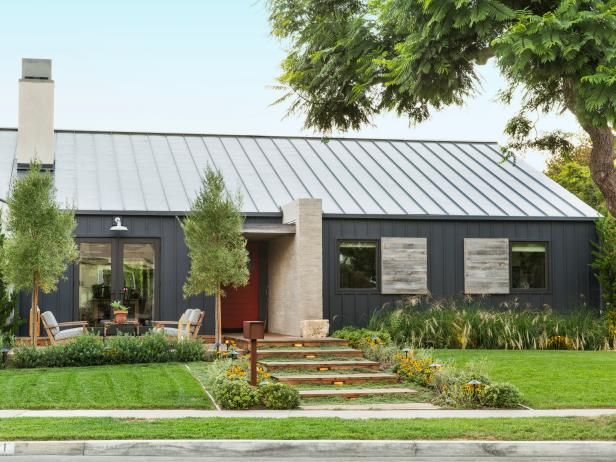 a laid back california house full of cool ideas ranch house exteriorsranch - Ranch Home Exteriors