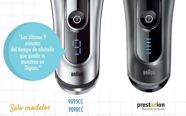 Series 9 de Braun: la mejor afeitadora eléctrica de láminas