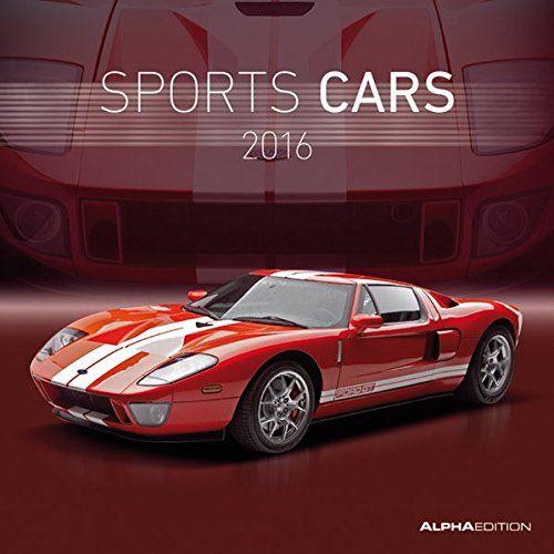 Calendario Auto.Scarica Libro Gratis Alpha Edition 16 0133 Sports Cars