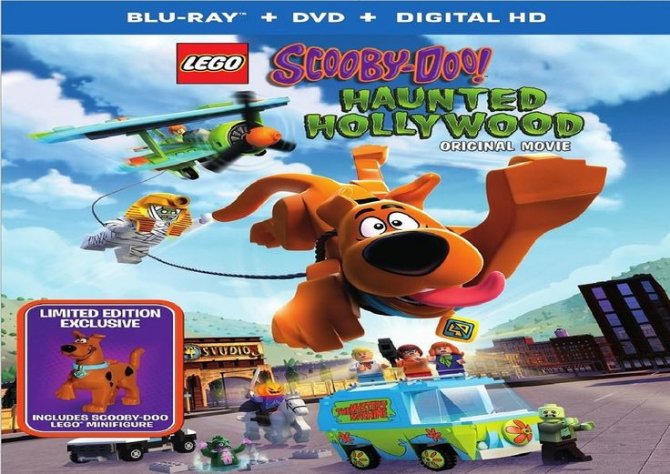 lego scooby doo haunted hollywood 2016 bluray 720p 1080p lego scooby doo haunted hollywood