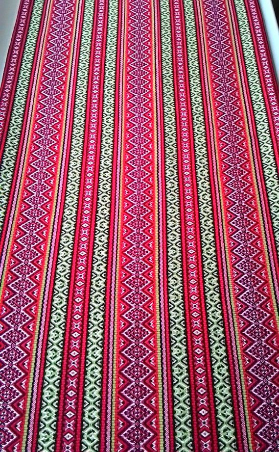 invitation to wedding ukrainian textiles and traditions%0A Table runner boho red green ethnic table runner rug tribal runner Ukrainian  Christmas table runner boho home Ukraine