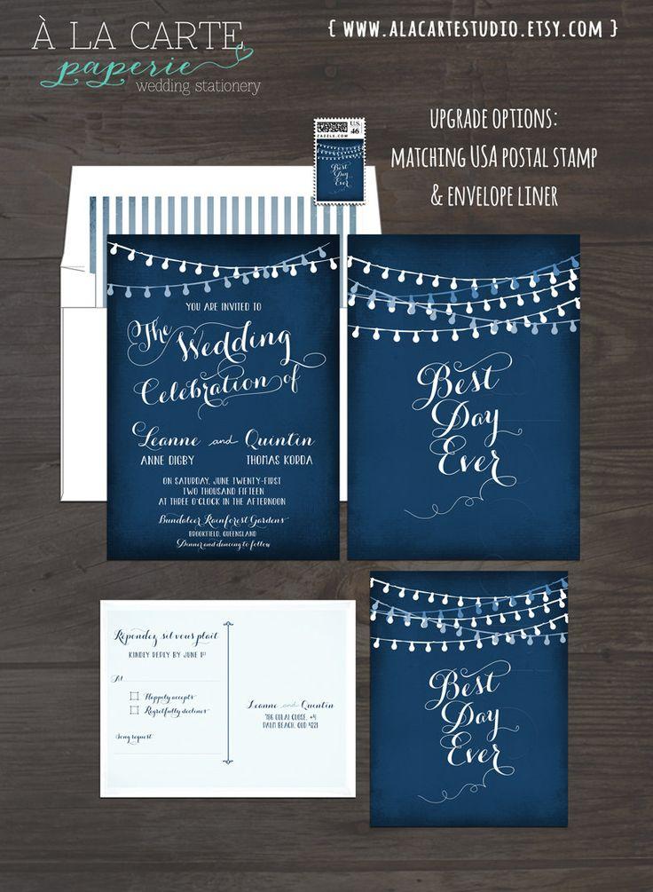 9 best faire part images on Pinterest | Bridal invitations, Save the ...