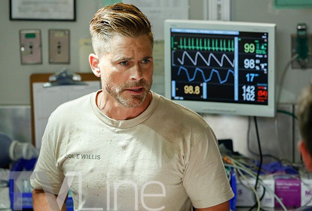 It's back to the one-hour grind for Rob Lowe, who joins CBS' Code Black this…