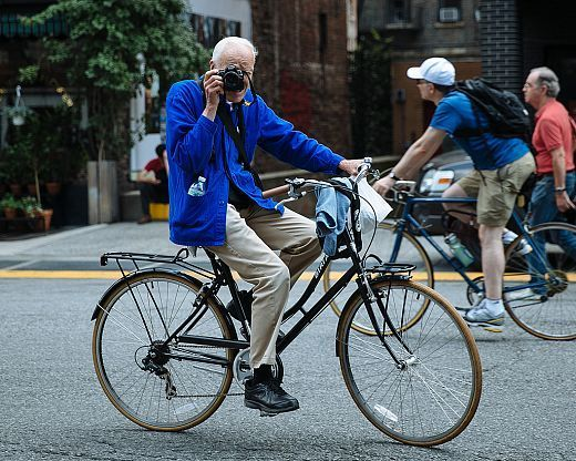 Inspiration of the week: Bill Cunningham