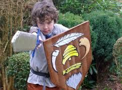 tom beast quest costume - Google Search