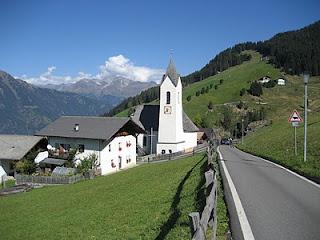 Prenn/Tall bei Schenna in Meran Südtirol