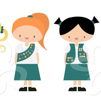 17 Best images about Girl Guides Clip Art on Pinterest | Around ...