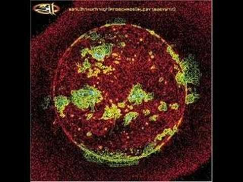 Amber ~ 311 ... heard this song for the 1st time today and really like the beautiful laid back melody. Reminds me of being on an island listening to reggae on the beach.