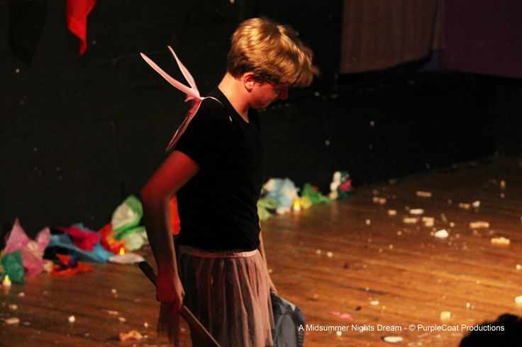 PurpleCoat chose A Midsummer Night's Dream for their first Youth Theatre production. Set in India, the messy production played for five nights at the Black-E, Liverpool