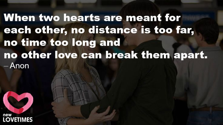 25 Emotional Long Distance Relationship Quotes | New Love Times