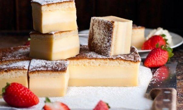 Prajitura Pastelui – In 3 straturi, din 6 ingrediente