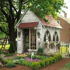 All The Garden Sheds Of Your Wildest, Quaintest Dreams Cindy Holland