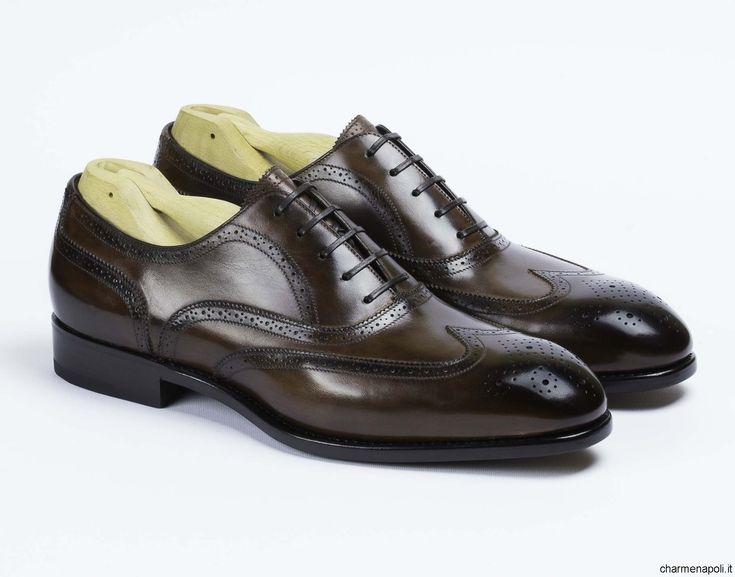 Scarpe fatte a mano. Le scarpe della perfezione